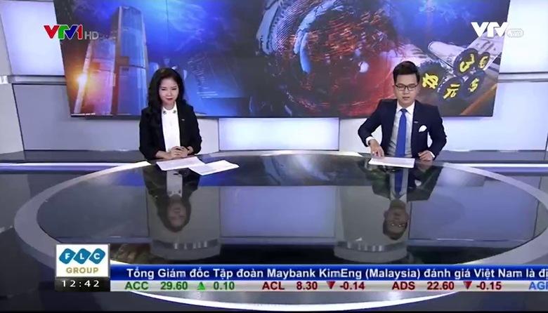 Tài chính kinh doanh trưa - 29/3/2017