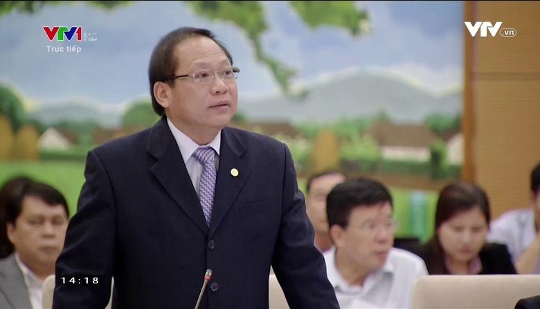 Bộ trưởng Bộ TT&TT trả lời chất vấn của UBTV Quốc hội (Phần 1 - Ngày 18/4/2017)