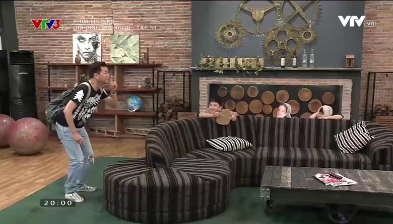 Phim truyện: Gia đình vui nhộn - Tập 55