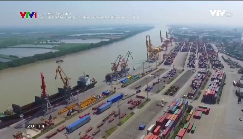 Phim tài liệu: Việt Nam - Hành trình vươn ra biển lớn - Tập 13