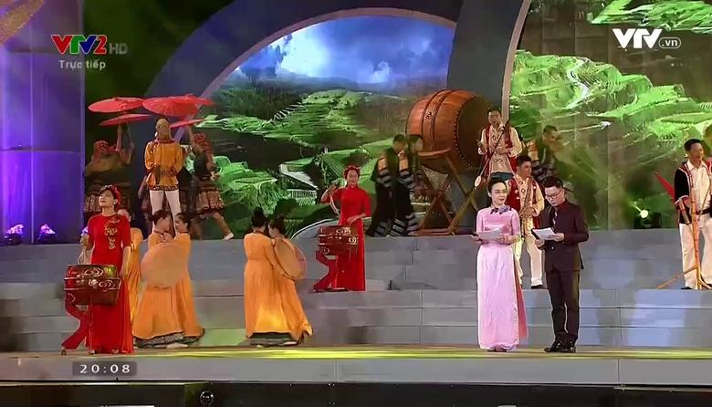 Lễ khai mạc ngày Văn hóa các dân tộc Việt Nam - 19/4/2017