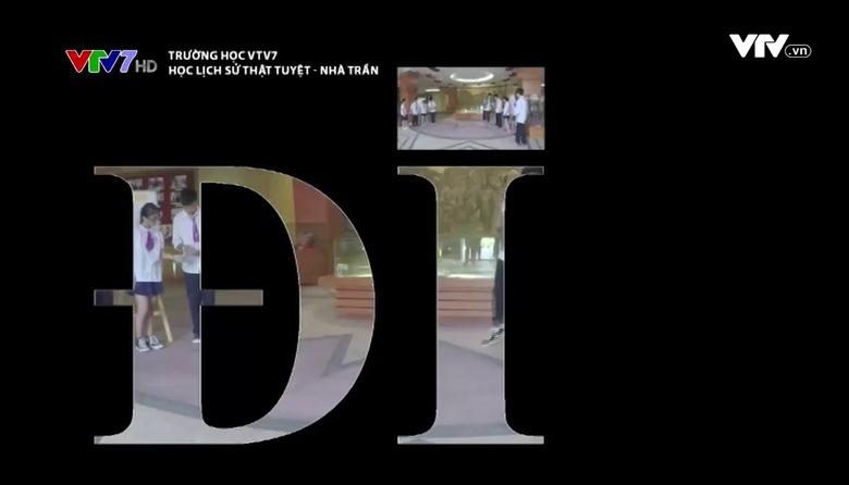Trường học VTV7 (Trung học) - 25/4/2017