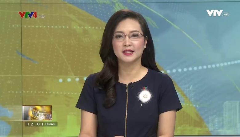 Bản tin tiếng Việt 12h - 25/4/2017