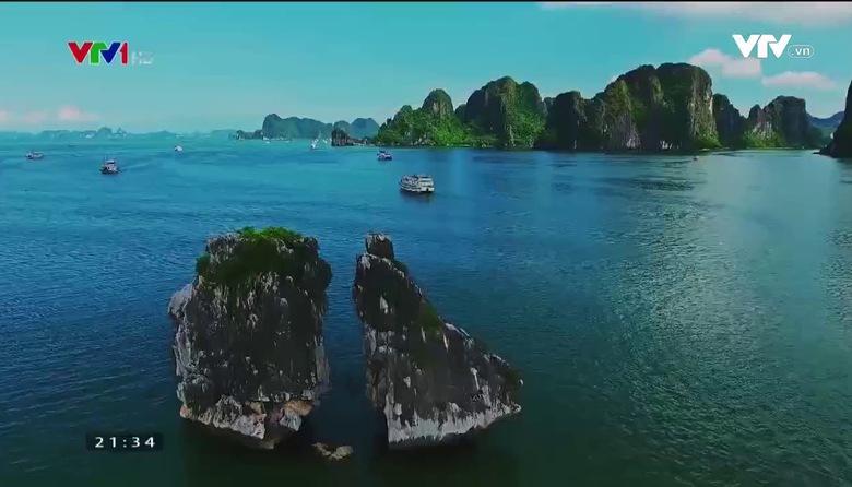 VTVTrip - Du lịch cùng VTV: Quảng Ninh - Một tác phẩm nghệ thuật