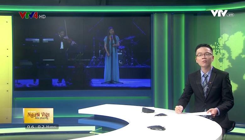Tài năng Opera mang dòng máu Việt - Đức