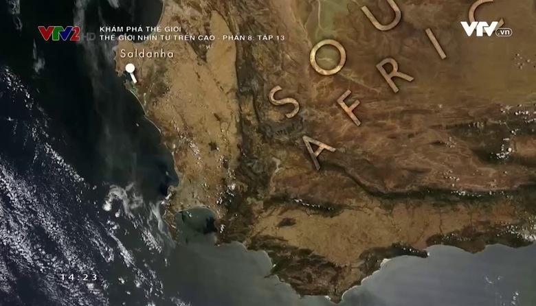 Khám phá thế giới: Thế giới nhìn từ trên cao - Phần 13