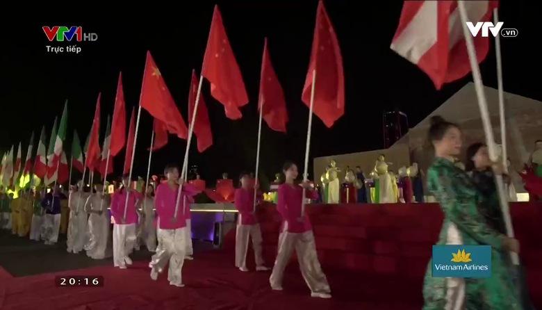 Lễ hội pháo hoa quốc tế Đà Nẵng  - Phần 1 - 30/4/2017