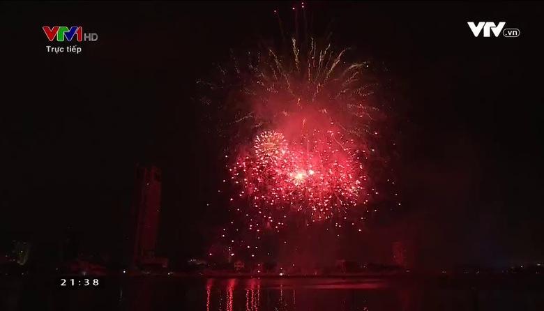 Lễ hội pháo hoa quốc tế Đà Nẵng - Phần 2 - 30/4/2017