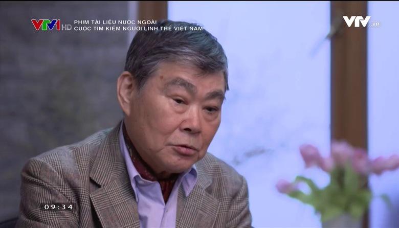 Phim tài liệu nước ngoài: Cuộc tìm kiếm người lính trẻ Việt Nam