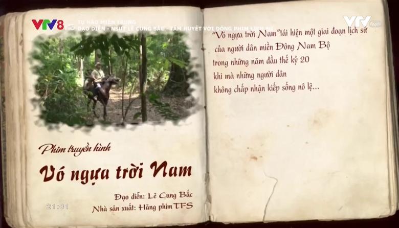 Tự hào miền Trung: Đạo diễn - NSƯT Lê Cung Bắc - Tâm huyết với dòng phim lịch sử