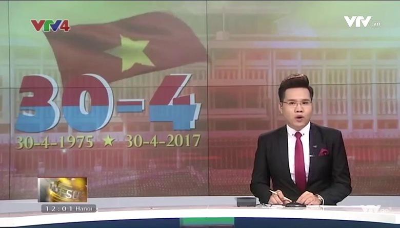 Bản tin tiếng Việt 12h - 30/4/2017