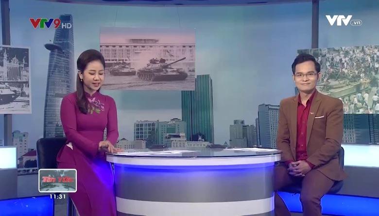 Tin tức 11h30 - 30/4/2017