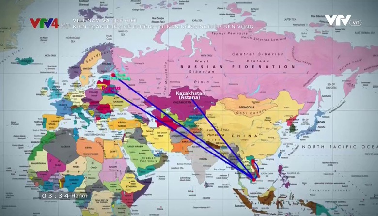 Việt Nam và Thế giới - 30/4/2017
