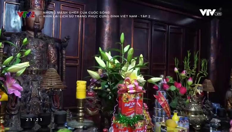 Những mảnh ghép của cuộc sống: Nhìn lại lịch sử trang phục cung đình Việt Nam - Tập 2
