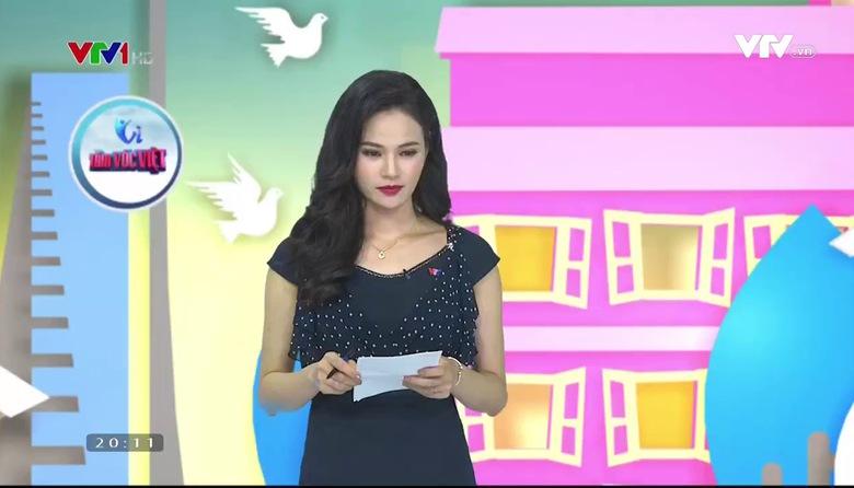 Vì tầm vóc Việt - 25/5/2017