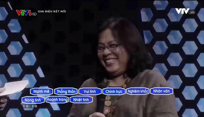 Giai điệu kết nối: PGS.TS Nguyễn Thị Phương Hoa