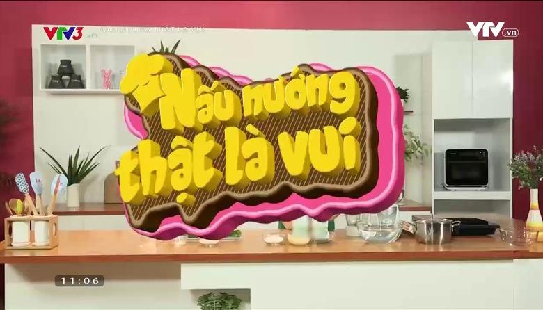 Nấu nướng thật là vui: Trà thạch lá nếp Thái Lan