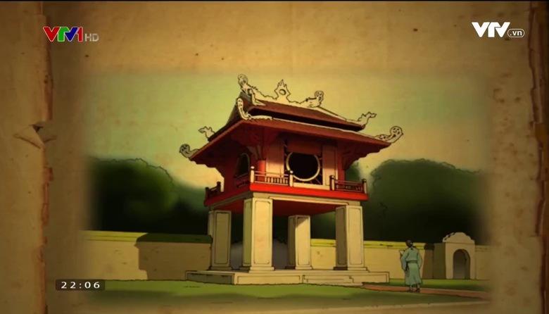 Hào khí ngàn năm: Thái tử Trần Khâm lên ngôi hoàng đế