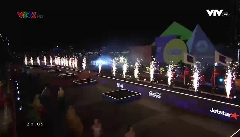 Lễ hội pháo hoa quốc tế Đà Nẵng - Phần 1 - 03/6/2017