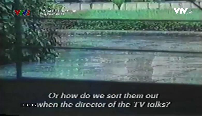 Phim tài liệu khoa học: Vạch xuất phát