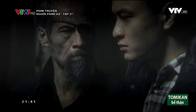Phim truyện: Người phán xử - Tập 27
