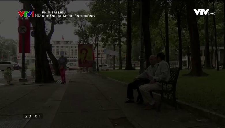 Phim tài liệu: Khoảnh khắc chiến trường