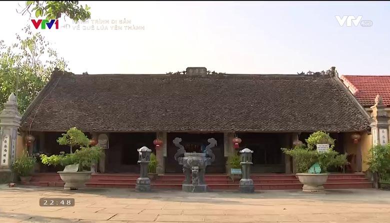 Hành trình di sản: Về quê lúa Yên Thành