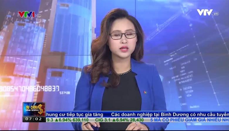 Tài chính kinh doanh sáng - 26/6/2017