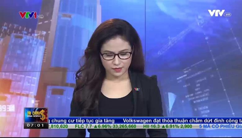 Tài chính kinh doanh sáng - 27/6/2017