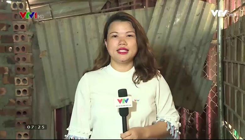 Nói không với thực phầm bẩn (7h25) - 27/6/2017