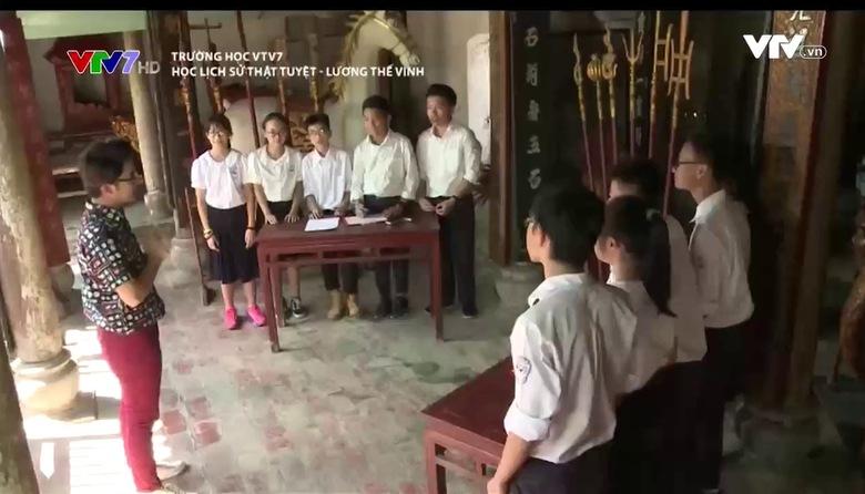 Trường học VTV7 (Trung học) - 27/6/2017