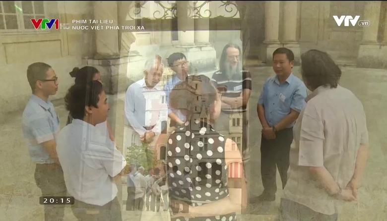 Phim tài liệu: Nước Việt phía trời xa