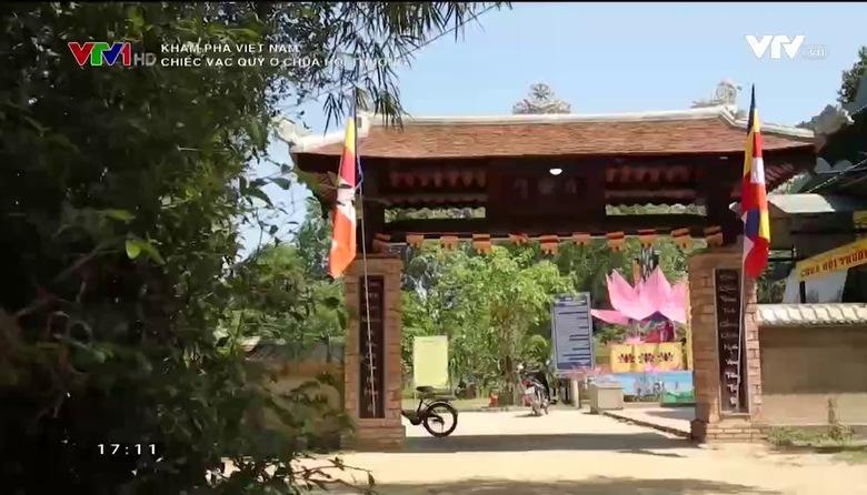 Khám phá Việt Nam: Chiếc vạc quý ở chùa Hội Thượng