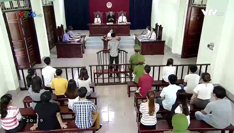 Toà tuyên án: Hận tình cướp tài sản