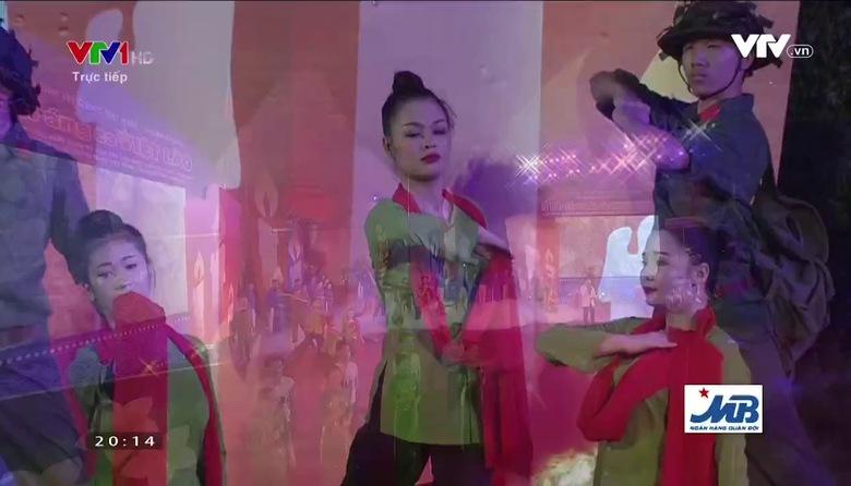 Khúc tráng ca Việt - Lào - 15/7/2017