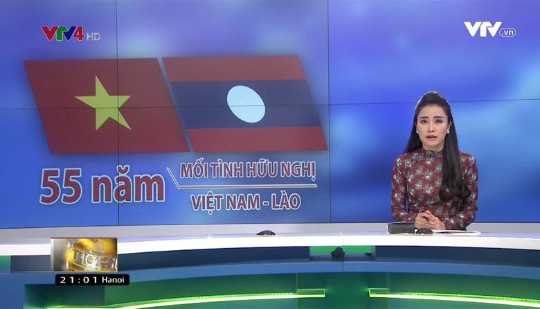 Bản tin tiếng Việt 21h VTV4 - 17/7/2017