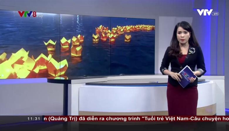 Bản tin 11h30 VTV8 - 21/7/2017