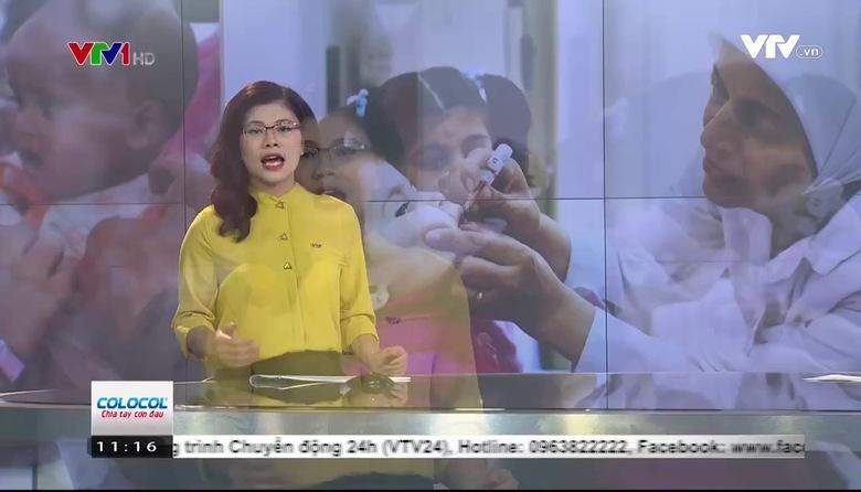 Chuyển động 24h trưa - 21/7/2017