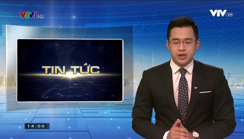 Thời sự 14h VTV1 - 22/7/2017