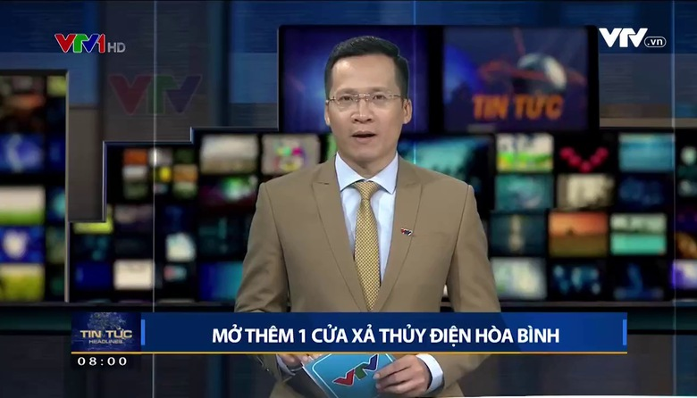 Thời sự 8h VTV1 - 22/7/2017