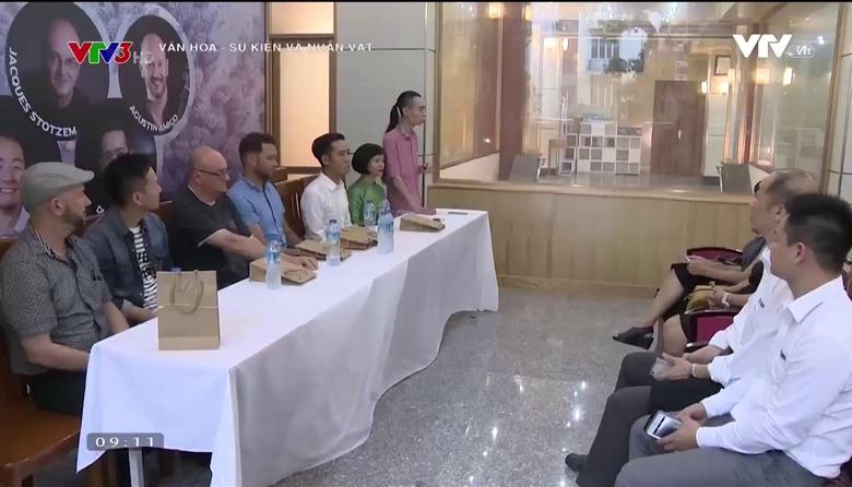 Văn hoá - Sự kiện và Nhân vật: Ca sĩ Phạm Thu Hà