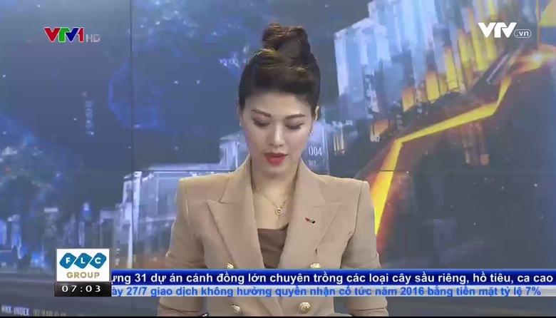 Tài chính kinh doanh sáng - 24/7/2017