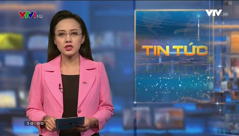 Thời sự 10h VTV1 - 24/7/2017