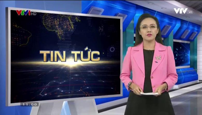 Thời sự 11h VTV1 - 24/7/2017