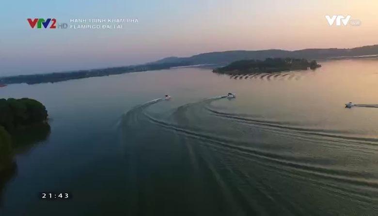 Hành trình khám phá: Flamingo Đại Lải