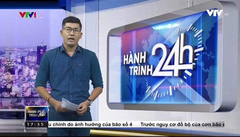 Hành trình 24h (17h35) - 25/7/2017