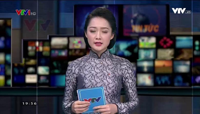 Thời sự 20h VTV1 - 25/7/2017