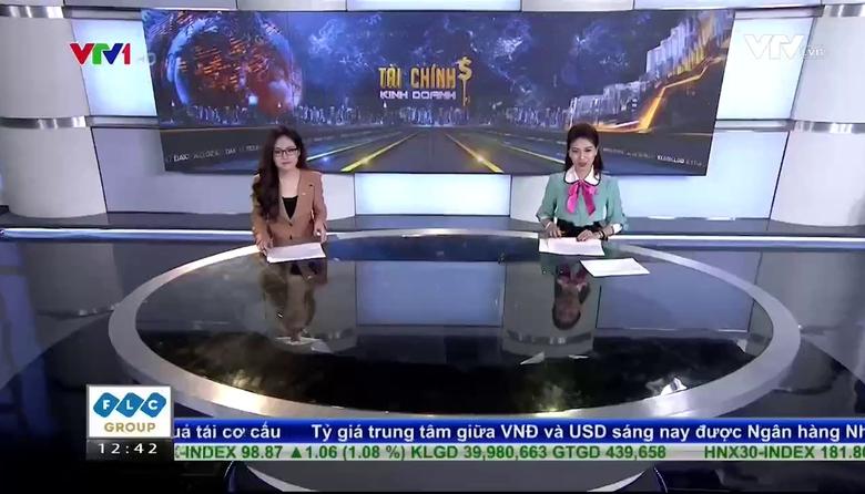 Tài chính kinh doanh trưa - 26/7/2017