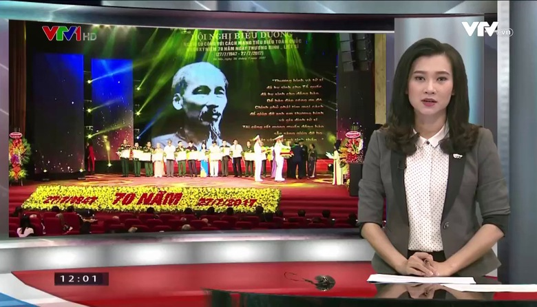 Thời sự 12h VTV1 - 26/7/2017