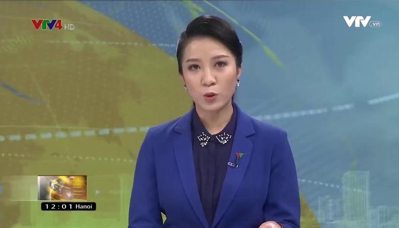 Bản tin tiếng Việt 12h VTV4 - 26/7/2017